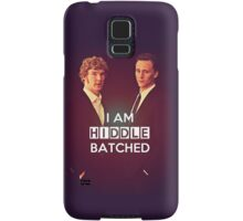 Hiddlebatched Samsung Galaxy Case/Skin
