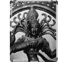 5198a Shiva iPad Case/Skin