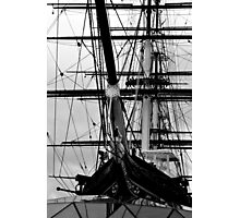 The Cutty Sark Bow Photographic Print