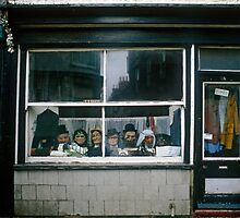 Second Hand Shop, Engand, UK, 1982. by David A. L. Davies