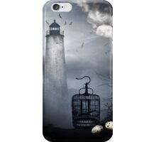 Left Behind ~ Freedom's Cost iPhone Case/Skin