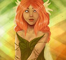 Lady Autumn by RoseBee