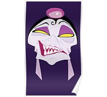 the darker side of Yzma Poster