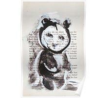 Panda girl 2 Poster