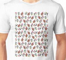 Cute Penguins Unisex T-Shirt