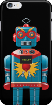 Hellobot 1 by Billy Davis