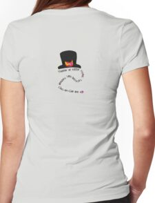 Theater of KISS Womens Fitted T-Shirt