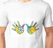Baby hands Unisex T-Shirt