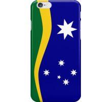 Southern Horizon - The New Australian Flag iPhone Case/Skin
