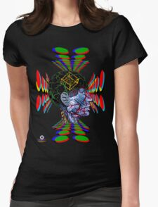 Hyper Mind 9 Womens Fitted T-Shirt