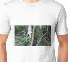 Rainforest Stairway, Glenrock Lagoon, NSW, Australia Unisex T-Shirt