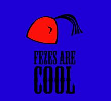 Fezes are cool by Jake Driscoll