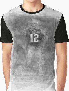 Tom Brady Overlay Graphic T-Shirt