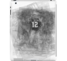 Tom Brady Overlay iPad Case/Skin