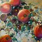 apples, 2.. by Almeida Coval