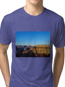 Sun Set Canyon Tri-blend T-Shirt