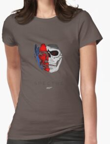spectre bond 24th movie Womens Fitted T-Shirt