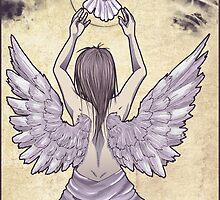 Angel of Passing by esemzy