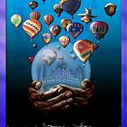 The Great Reno Balloon Races by Richard  Gerhard