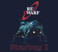 Red Dwarf - Starbug 1 Kids Tee