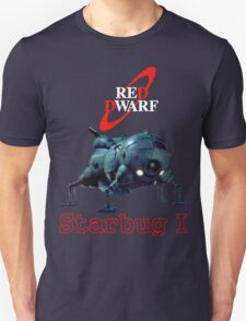 Red Dwarf - Starbug 1 T-Shirt
