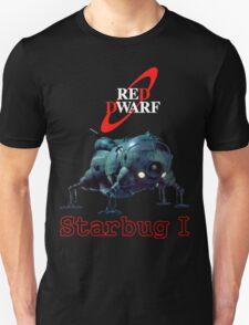 Red Dwarf - Starbug 1 T-Shirt