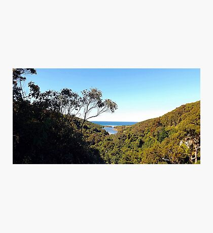 Glenrock Lagoon, NSW, Australia Photographic Print