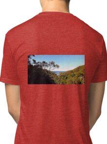 Glenrock Lagoon, NSW, Australia Tri-blend T-Shirt