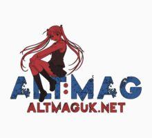 Alt:Mag Promo - Asusa Design by LewisJFC