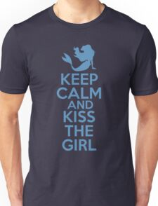 Keep Calm and Kiss The Girl Unisex T-Shirt