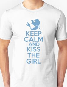 Keep Calm and Kiss The Girl T-Shirt