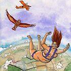 Skydive by Stuart F Taylor