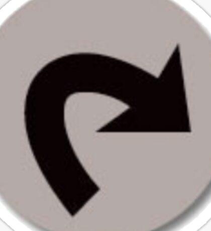 Tap (Magic the Gathering) Sticker
