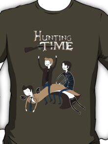 Hunting Time. T-Shirt