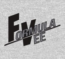 Formula Vee One Piece - Short Sleeve