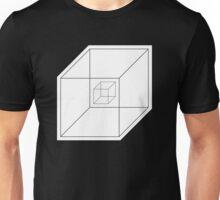 BEWARE HYPNO-CUBE! Unisex T-Shirt