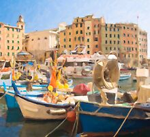 Camogli Oil 3 by oreundici