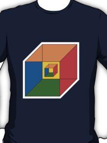 BEWARE HYPNO-CUBE color version T-Shirt