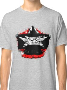 BABYMETAL - SKELETON HOODIE Classic T-Shirt