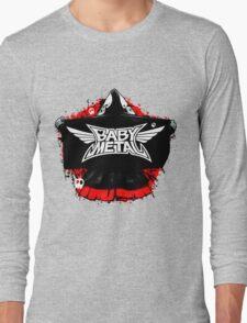 BABYMETAL - SKELETON HOODIE Long Sleeve T-Shirt