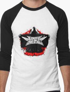 BABYMETAL - SKELETON HOODIE Men's Baseball ¾ T-Shirt