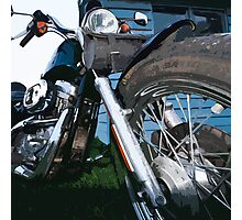 Harley Sport Photographic Print
