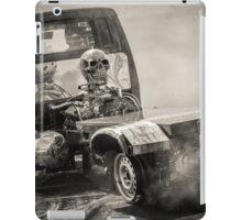 REARENDED Motorfest Burnout iPad Case/Skin