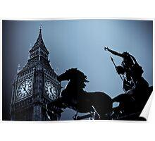 Big Ben and Boudica Poster