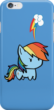 Rainbow Dash by Clinkz
