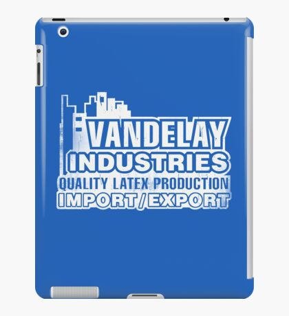 Vandelay Industries iPad Case/Skin