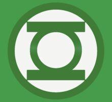Green Lantern Symbol by dmtech