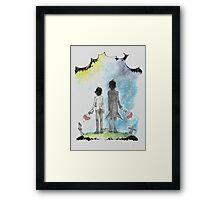 Let Me Love You Framed Print