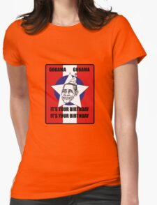 GOBAMA Womens Fitted T-Shirt