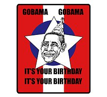GOBAMA by Ickwick